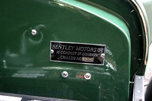 The Marshall Bentley Special Mark VI 30/48